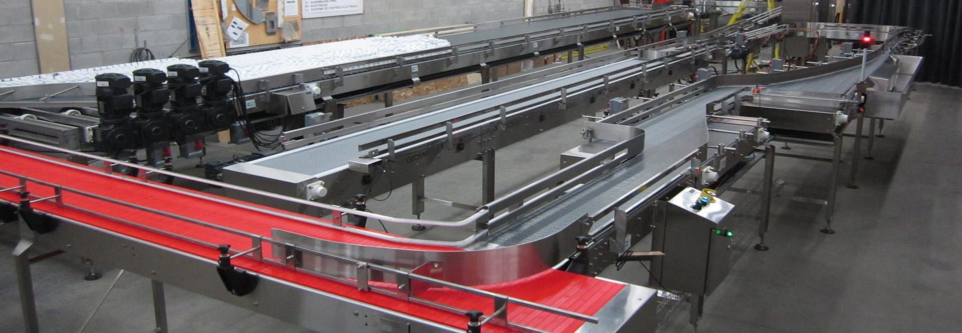The Experts in Conveyor Solutions!